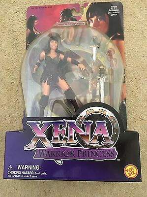 Xena Warrior Princess. Sins Of The Past. New. Sealed