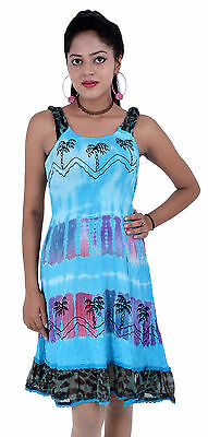 Lot of 10 Women's Casual Sleeveless Evening Party Beach Dresses