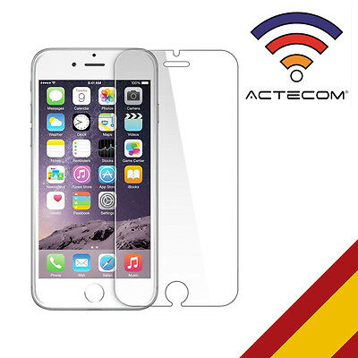 "Actecom® Cristal Templado Para Iphone 7  Plus 5,5""  2.5D 9H Protector Glass"
