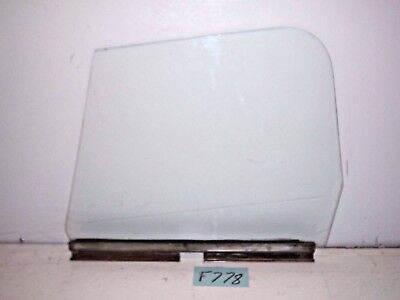 Used Oem .. Mg Midget / Austin Healey Sprite  Right Side Door Window    F778