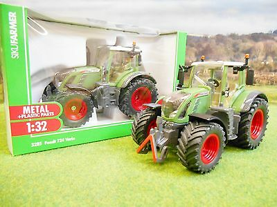 Siku Farm Fendt 724 Vario Tractor 1/32 3285 New & Boxed