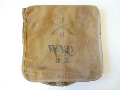 U.S. WWI, Model 1898 Haversack dated 1904