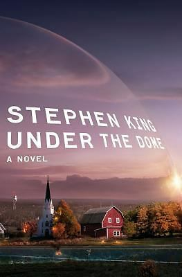 Under the Dome by Stephen King (2009, Hardcover) Free Shipping