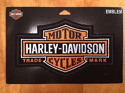 Harley-Davidson Patche BAR + SHIELD - EMB312383