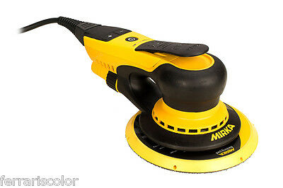 Mirka DEROS 650CV Electric random orbital sander 5mm 220-240V warranty 3 years