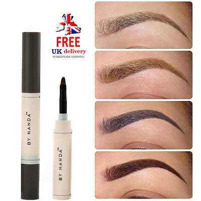 Eye Brow Dye Cream Pencil Waterproof Eyebrow Makeup tattoo Fashion
