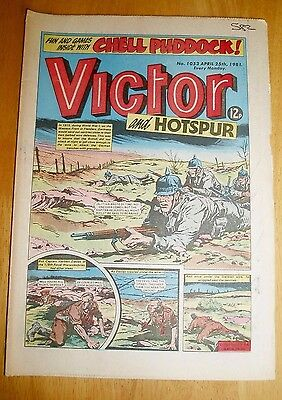Royal Warwickshire Regiment  At Flanders  Ww1 Cover Story  Victor 1981
