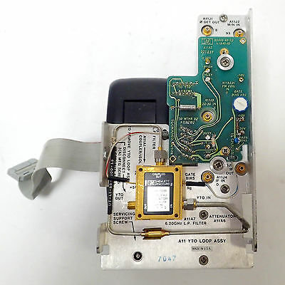 Hp Yto Loop Assy Which  Includes 5086-7295, 5086-7314, & A11A5