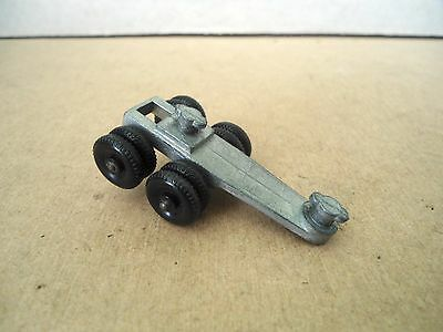 Matchbox Major Pack M-9 Cooper Jarrett Original Unpainted Bogie/Coupler.Vintage