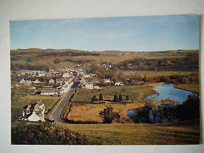 Gatehouse of Fleet Kirkcudbrightshire Galloway Town Old Postcard