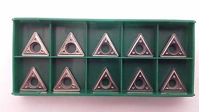 New World Products TPMT 32.52 AA Mk2 C2 Carbide Inserts Uncoated 10pcs TPMT 3252