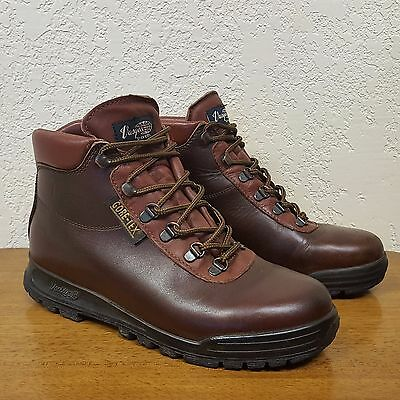 Womens Vasque Skywalk 7936 Leather Gore-tex Hiking Mountaineering Boots 9M Italy