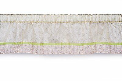 Kids Line Valance, Sweet Dreams Discontinued by Manufacturer