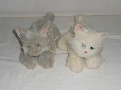 Fur Real Cats - Moveable and make Sounds