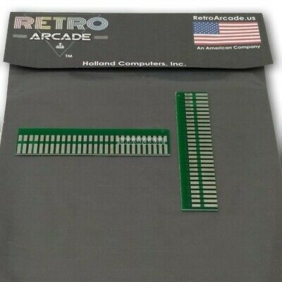 Arcade JAMMA Dual Sided Fingerboard - 56 Solder Pads - 28 per side, Mame, Jamma