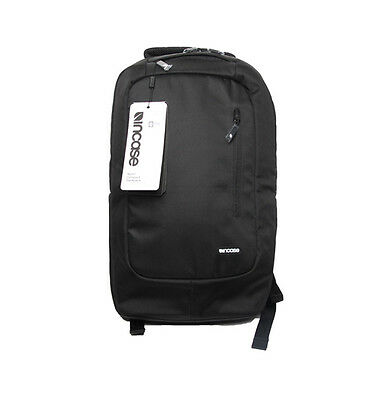 """Incase Compact Backpack Nylon Bag for MacBook Pro 15"""" & 13"""" (Black CL55302) NEW"""