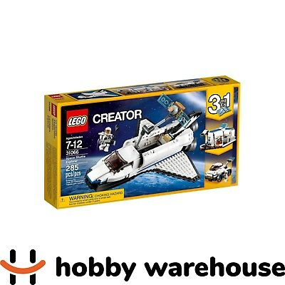 LEGO 31066 Creator Space Shuttle Explorer (BRAND NEW SEALED)