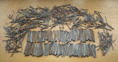 Rare Vintage Square Nails just taken out of 1855 house...approx 500 / 6 lbs.