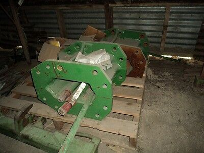 2005 John Deere SPACERS Parts & Attachments