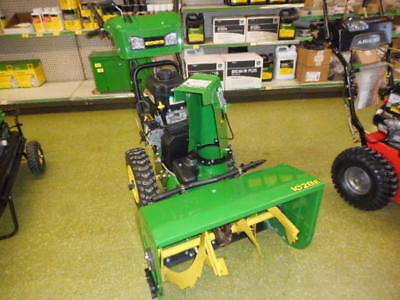 2013 John Deere 1028E Snowblowers