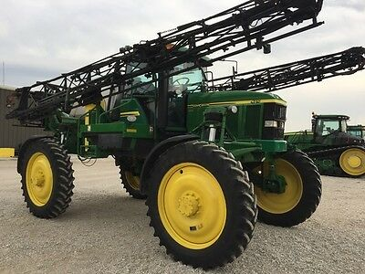 2003 John Deere 4710 Applicators & Sprayers