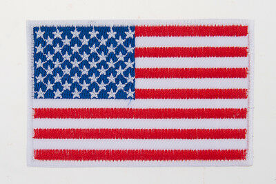 National flag of America Embroidery Needlecraft Decor by sewing or ironing