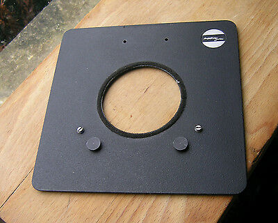 Arca Swiss  Technika III adaptor Lens board  171mm square  incomplete