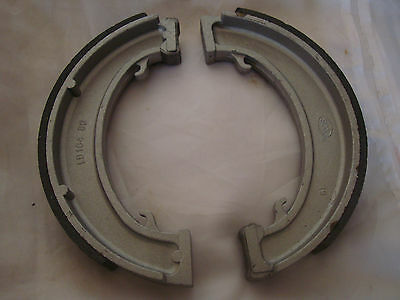 "Triumph/bsa 7"" Front & Rear Brake Shoes"