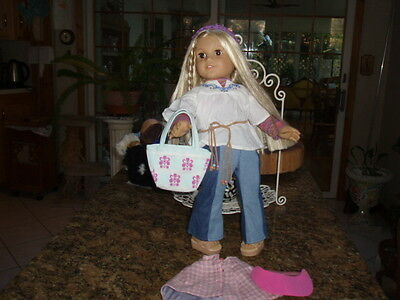 American Girl Doll Julie Collection Clothes And More