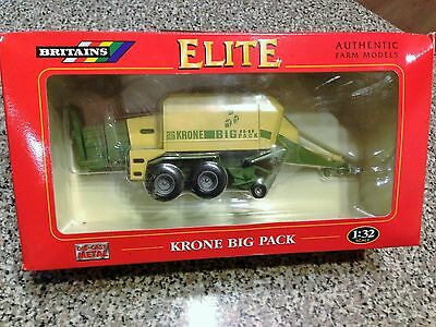Britains Krone Big Pack 80-80 Big Baler 1/32 scale