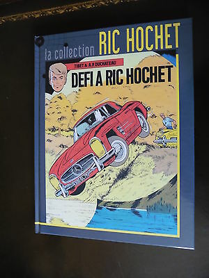 "Collection ""ric Hochet"" : N° 3 : ""defi A Ric Hochet"" : Neuf"