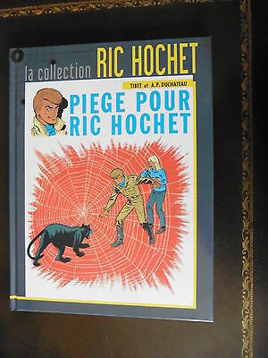 "Collection ""ric Hochet"" : N° 5 : ""piege Pour Ric Hochet"" : Neuf"