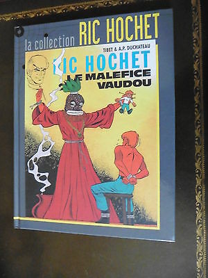 "Collection ""ric Hochet"" : N° 37 : ""le Malefice Vaudou"" : Neuf"