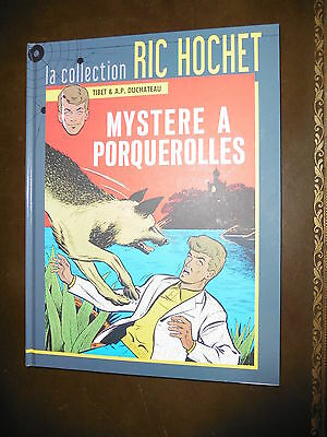 "Collection ""ric Hochet"" : N° 2 : ""mystere A Porquerolles "" : Neuf"