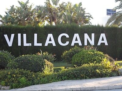 5* Macdonald Villacana Timeshare, Marbella, Spain (1-2 Weeks Forever)