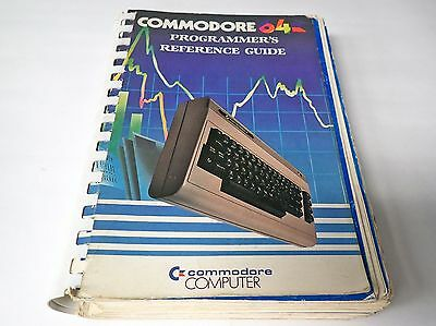 Vintage Commodore 64 Programmers Reference Guide First Edition  Second Printing