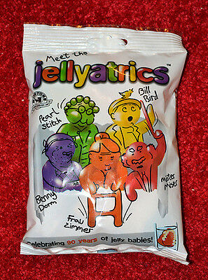 Jellyatrics Novelty Sweets Birthday Gift 30th 40th 50th 60th 70th 80th Present