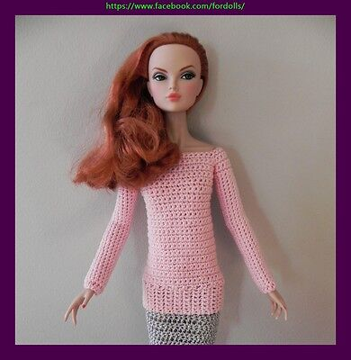 Handmade clothes for FR16 Tulabelle Poppy Parker 16 inches dolls