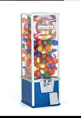 "NEW Rhino Commercial 30"" $.50 2"" Toy Capsule Gumball Vending Machine"