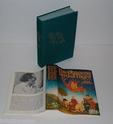 THE OBSCENE BIRD OF NIGHT JOSE DONOSO Stated First 1st. American Edition