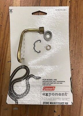 Coleman Exponent Model 445-5811 Stove Maintenance Kit for Model 445 NEW LOOK