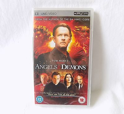 Angles & Demons, Umd Video For Sony Psp New And Sealed