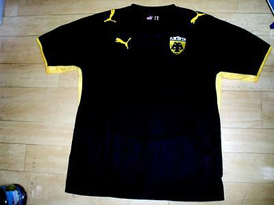 AEK Athens 2008-09 YOUTH XXL away football shirt jersey top ages 15-16 yrs