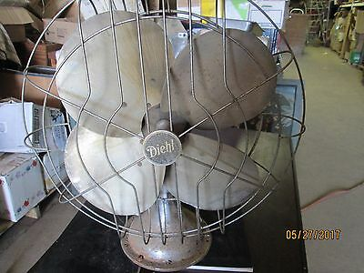 Diehl Electric Fan  Working Condition