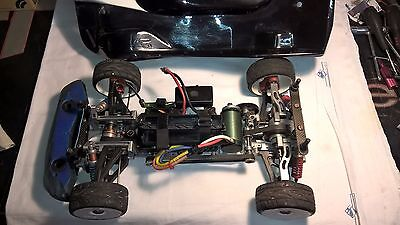 TECHNOKIT Supersport 4WD 18 (non 1/10 scrtto errato) BRUSHLESS MAMBA MONSTER 6S