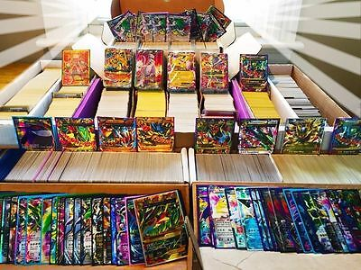 Pokemon 10 Card Booster pack w/ Guaranteed EX / Mega Ex / Secret Rare / Full Art