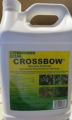 Crossbow Specialty Herbicide Gallon Triclopyr Weed Brush Killer Concentrate 128