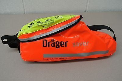 DRAGER Saver CF15 15 Minutes Escape Oxygen Breathing Apparatus - Brand New Boxed