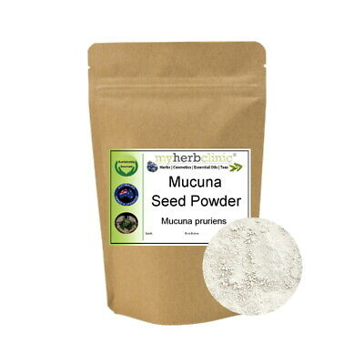 Mucuna Pruriens Powder Organic 100% Pure Natural - Best Quality Aphrodisiac