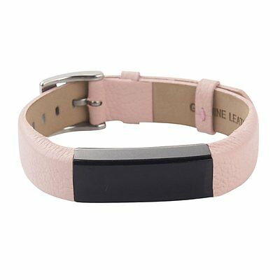 New Fitbit Alta and Fitbit Alta HR Replacement Wristband Leather Bands Strap UK